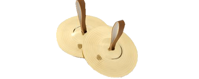 Percussion Plus PP866 Budget Marching Cymbals 6