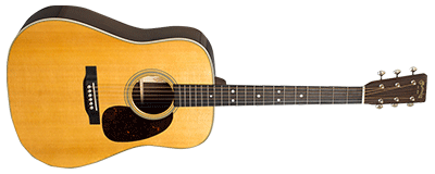Martin Guitars D-28 Reimagined