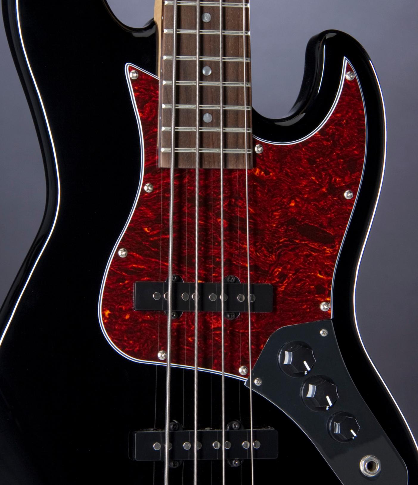 j d bass guitar jb mini bk black dv247 en gb. Black Bedroom Furniture Sets. Home Design Ideas