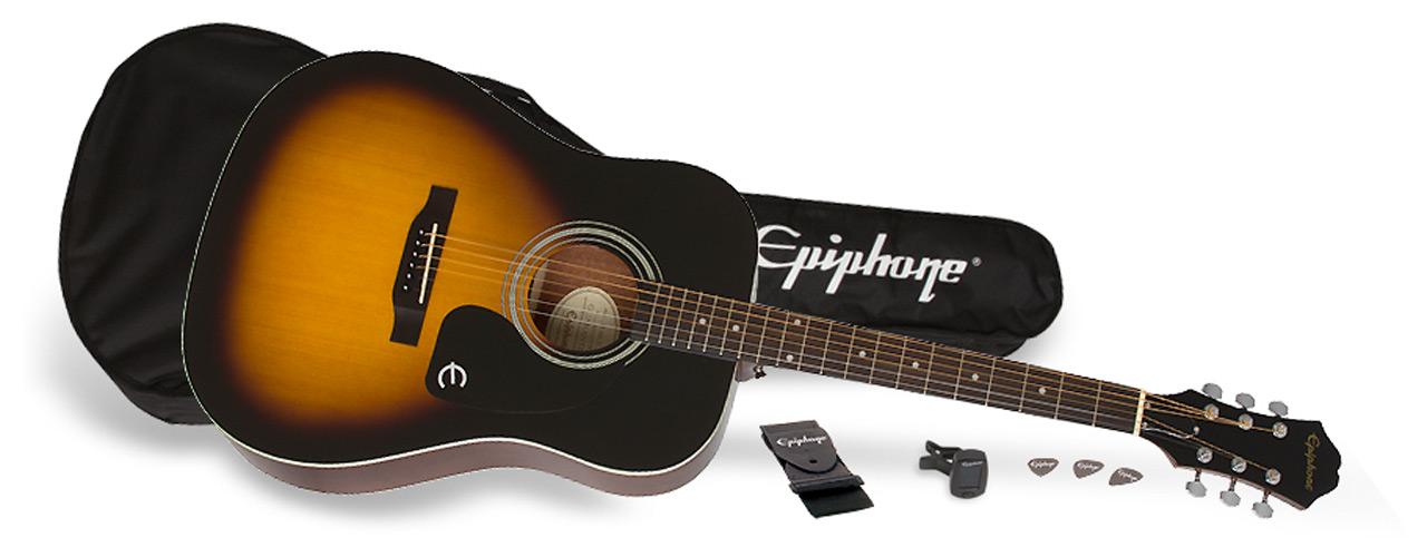 epiphone ft 100 player pack vs dv247 gb. Black Bedroom Furniture Sets. Home Design Ideas