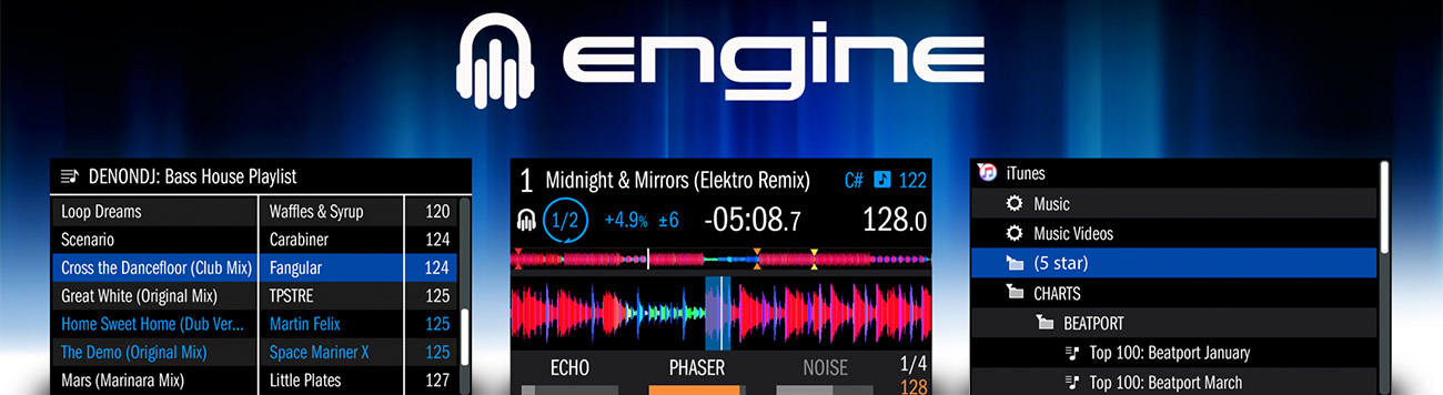 Denon DJ MCX8000 | DV247 | en-GB