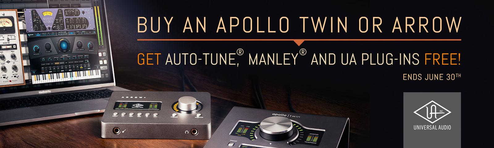 Universal Audio Apollo Twin MKII Solo | DV247 | en-GB